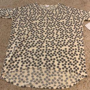 LLR Irma Grey Polka Dots